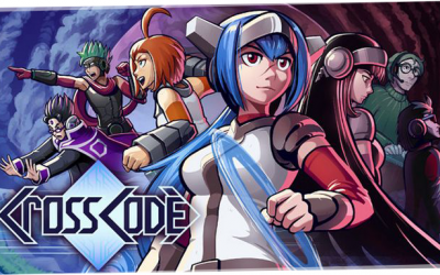 CrossCode Out Now!